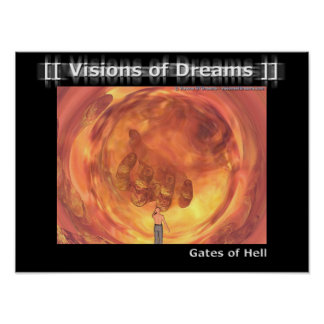 Gates of Hell Poster