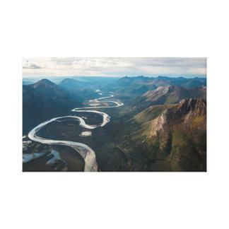 Gates Of The Arctic Canvas Print