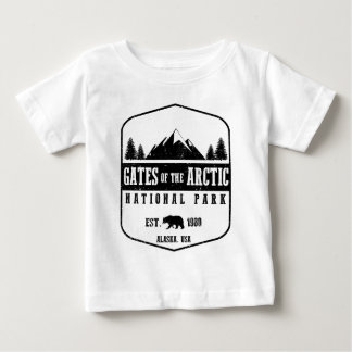 Gates of the Arctic National Park Baby T-Shirt