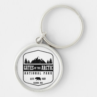 Gates of the Arctic National Park Keychain