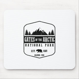 Gates of the Arctic National Park Mouse Pad