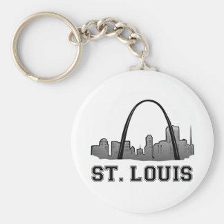 Gateway Arch in St. Louis Keychain
