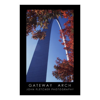 Gateway Arch Poster