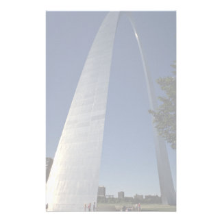 Gateway Arch, St. Louis, Missouri, USA Stationery