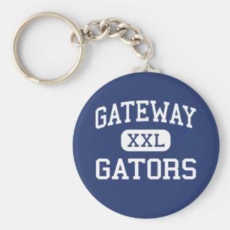 Gateway - Gators - Junior - Woodbury Heights Keychain