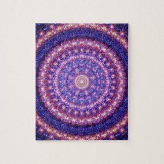 Gateway of Stars Mandala Puzzle