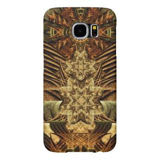 Gateway of the Ancients Mandala Samsung Galaxy S6 Cases