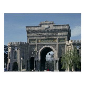 Gateway To Knowledge Postcard