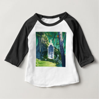 Gateway To The Parallel World Baby T-Shirt