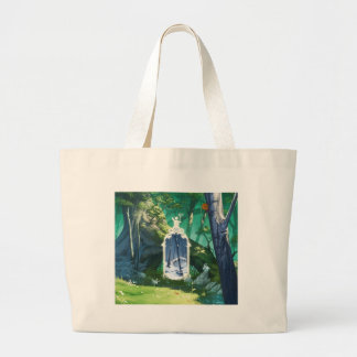 Gateway To The Parallel World Large Tote Bag