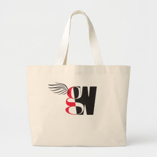 Gateway Women tote: let's carry this load together Large Tote Bag