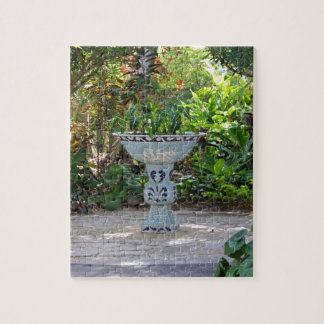 Gather in the Garden Puzzle