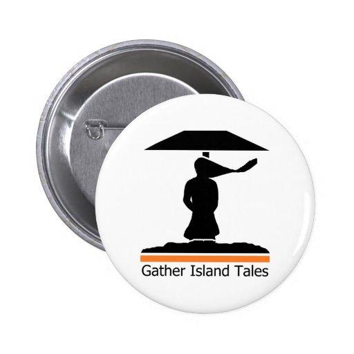 Gather Island Tales Logo Button