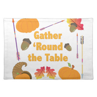 Gather Round Placemat