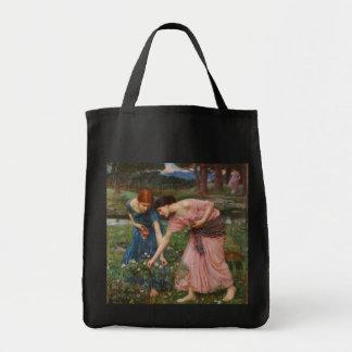 Gather Ye Rosebuds by John W Waterhouse Bag