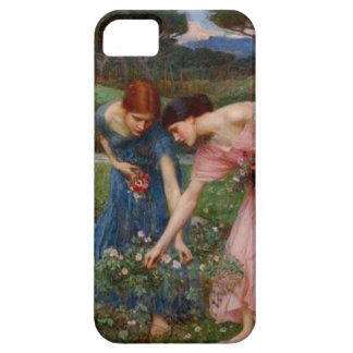 Gathering flowers iPhone 5 covers