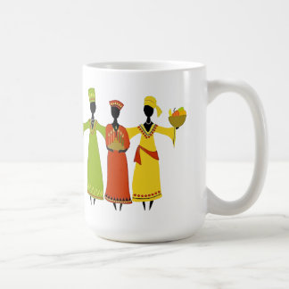 Gathering Kwanzaa Mug