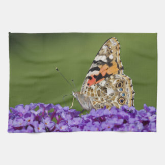 Gathering Nectar Kitchen Towel