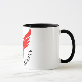 GatHouse Fitness Ringer Mug