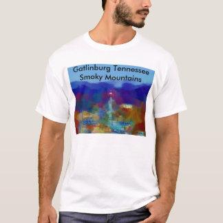 Gatlinburg-1, Gatlinburg Tennessee Smoky Mountains T-Shirt
