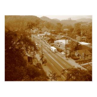 Gatlinburg Postcard