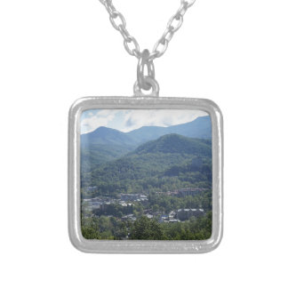 Gatlinburg Silver Plated Necklace