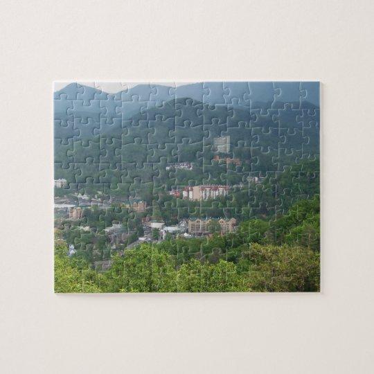 Gatlinburg, Tennessee Jigsaw Puzzle