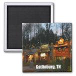 Gatlinburg, Tennessee Refrigerator Magnet