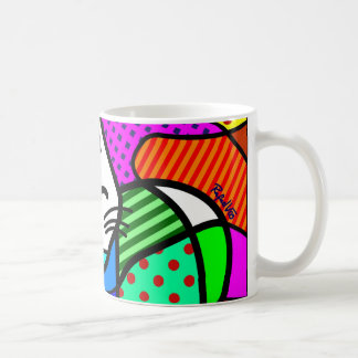 Gato Pop Coffee Mug