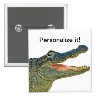 GATOR 2 INCH SQUARE BUTTON