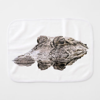 Gator Burp Cloth