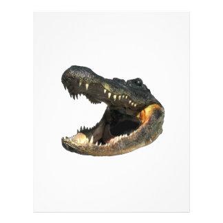 Gator Days Letterhead