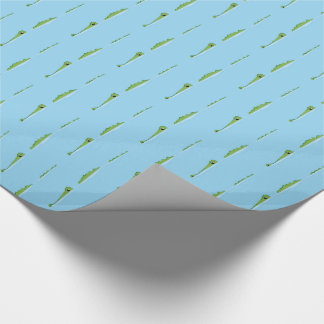 Gator Farm Wrapping Paper