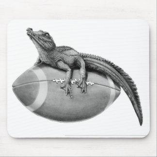 Gator Football Mouse Pad