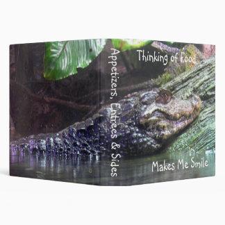 'Gator Grins: Thinking of Food - Binder