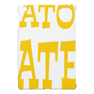 Gator Hater Athletic Gold design Case For The iPad Mini