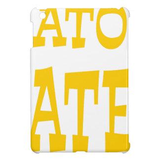 Gator Hater Athletic Gold design iPad Mini Covers