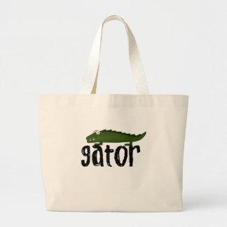 Gator Large Tote Bag