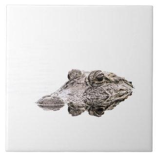 Gator Photo Tile