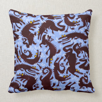 Gator Splash Pillow