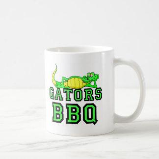 Gators BBQ Classic White Coffee Mug