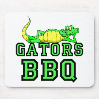 Gators BBQ Mouse Pad