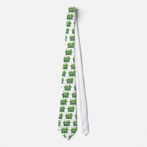 Gators BBQ Tie