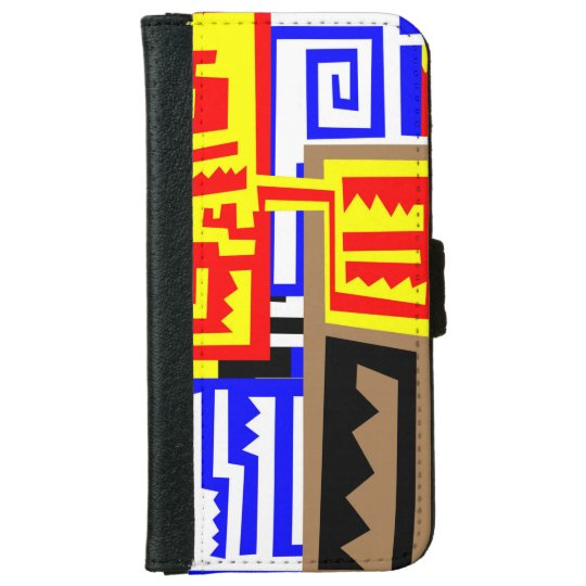 Gaudette Glossy Phone Wallet Case