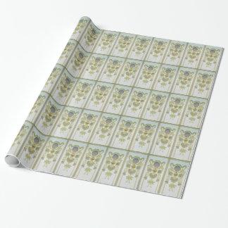 Gaudí Art Nouveau Wrapping Paper