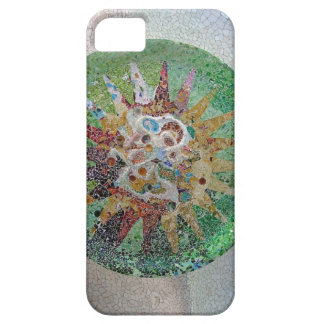 Gaudi flower case for the iPhone 5