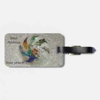 Gaudi Luggage Tag