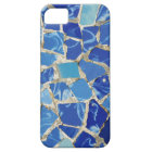 Gaudi Mosaics With an Oil Touch iPhone 5 Case