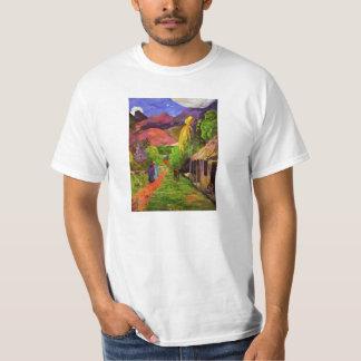 Gauguin Road in Tahiti T-shirt