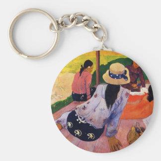 Gauguin Siesta Key Chain